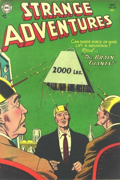 Strange Adventures Vol 1 49