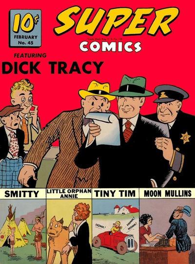 Super Comics Vol 1 45