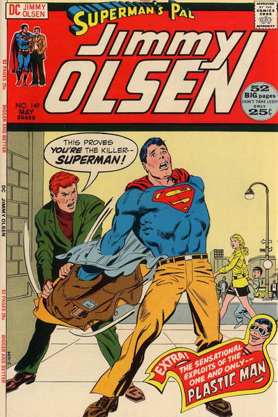 Superman's Pal, Jimmy Olsen Vol 1 149