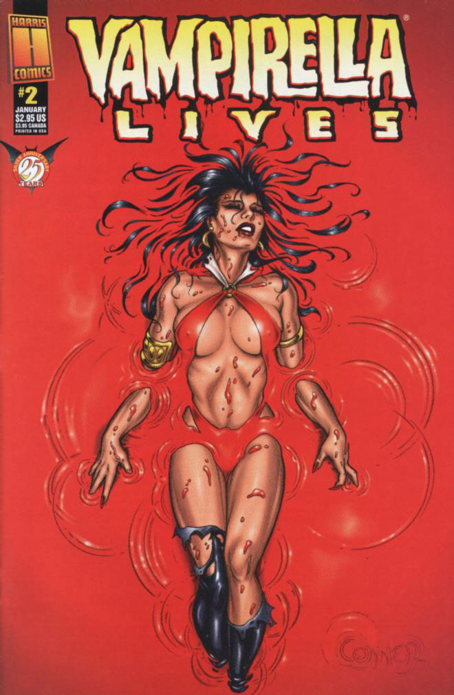 Vampirella Lives Vol 1 2