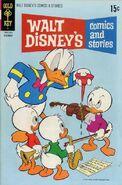 Walt Disney's Comics and Stories Vol 1 363