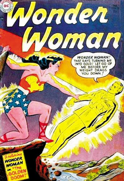 Wonder Woman Vol 1 72
