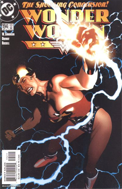 Wonder Woman Vol 2 194