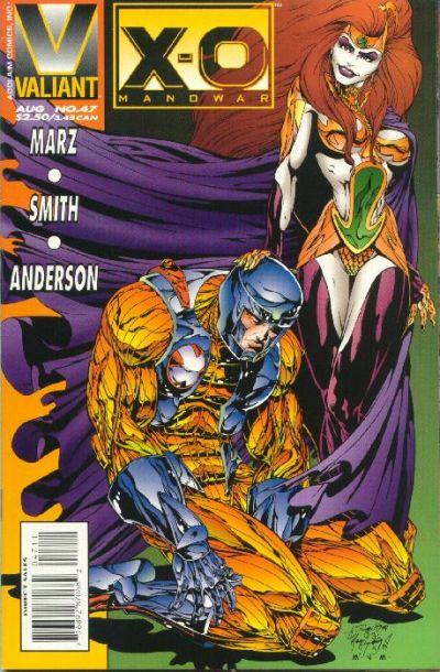 X-O Manowar Vol 1 47