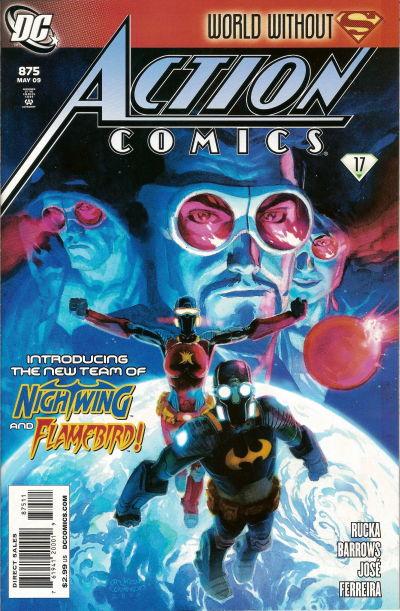 Action Comics Vol 1 875