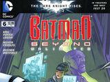 Batman Beyond Unlimited Vol 1 6