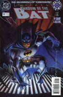 Batman Shadow of the Bat Vol 1 0