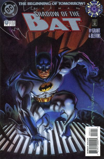 Batman: Shadow of the Bat/Covers