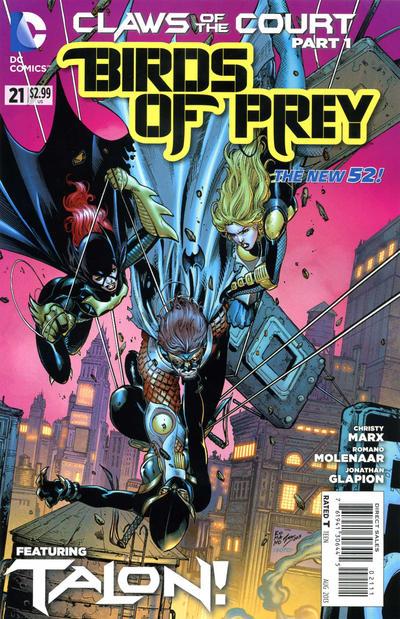 Birds of Prey Vol 3 21