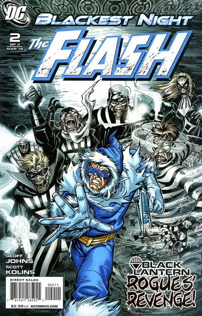 Blackest Night: Flash Vol 1 2
