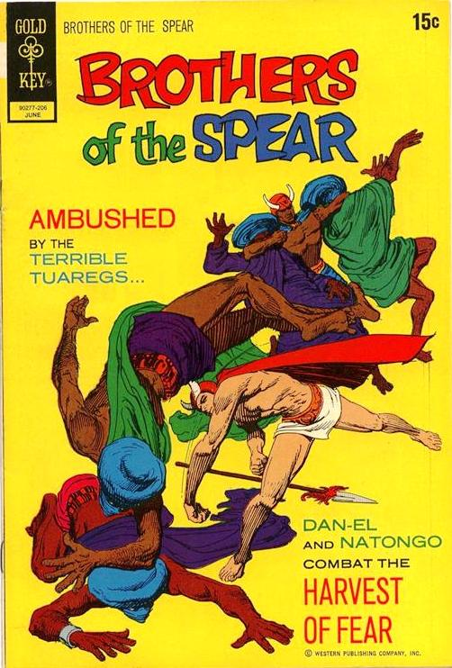 Brothers of the Spear Vol 1 1