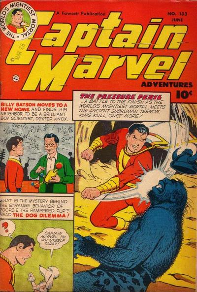 Captain Marvel Adventures Vol 1 133