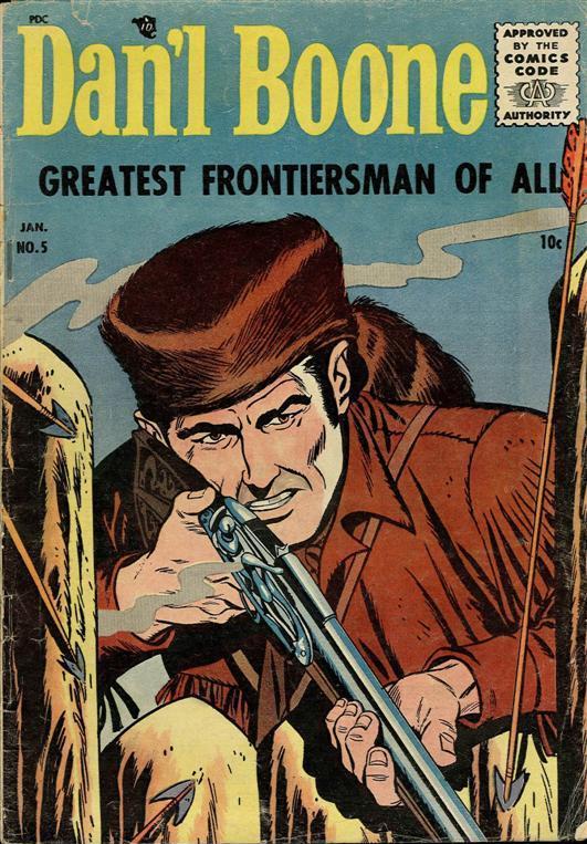 Dan'l Boone Vol 1 5