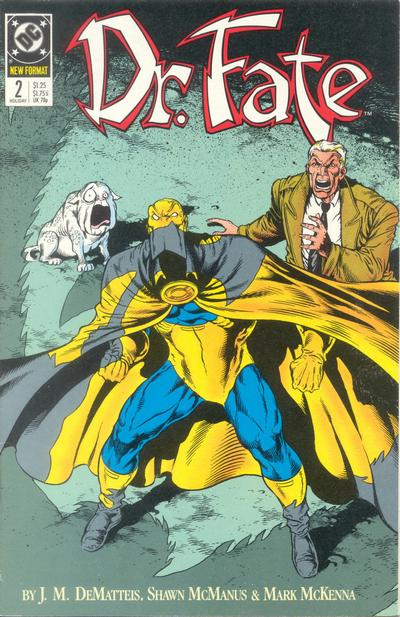 Doctor Fate Vol 2 2