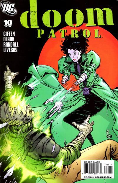Doom Patrol Vol 5 10