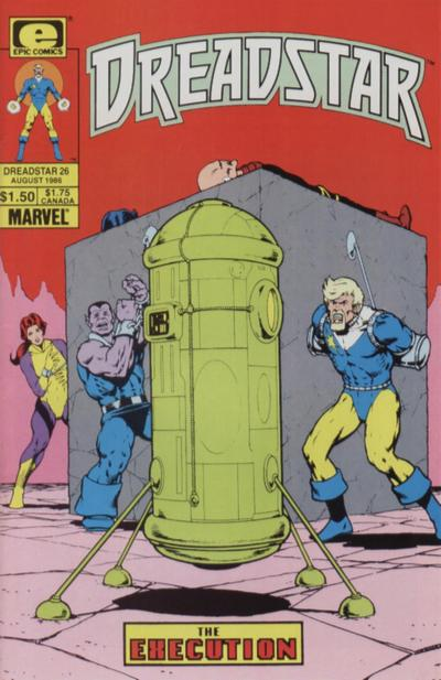 Dreadstar Vol 1 26