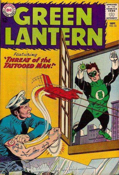 Green Lantern Vol 2 23