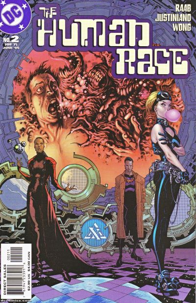 Human Race Vol 1 2
