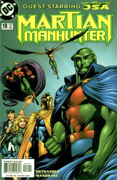 Martian Manhunter Vol 2 18