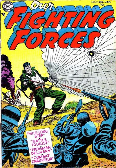 Our Fighting Forces Vol 1 2