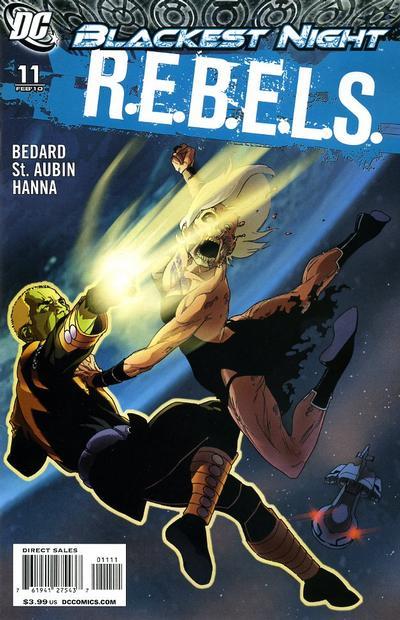 R.E.B.E.L.S. Vol 2 11