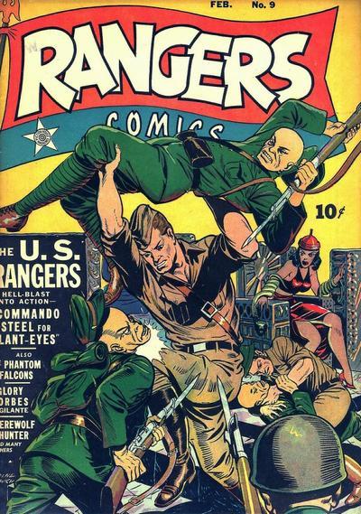 Rangers Comics Vol 1 9