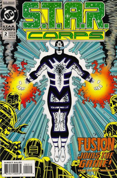 S.T.A.R. Corps Vol 1 2