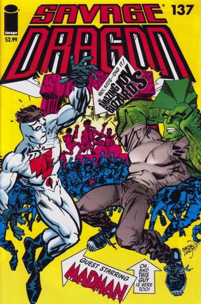 Savage Dragon Vol 1 137