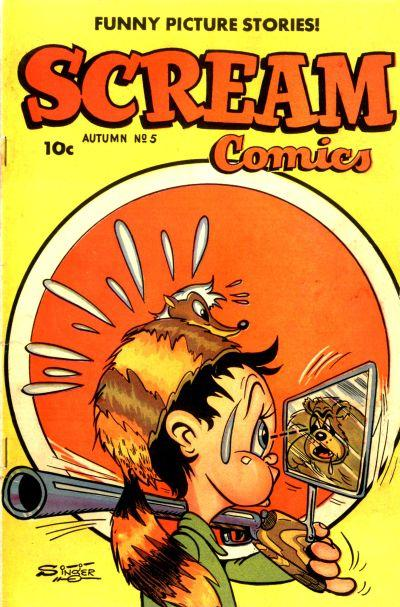 Scream Comics (1944) Vol 1 5