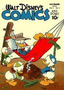 Walt Disney's Comics and Stories Vol 1 50