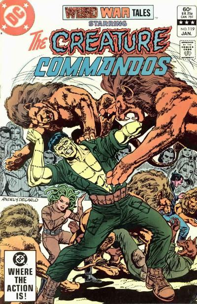 Weird War Tales Vol 1 119