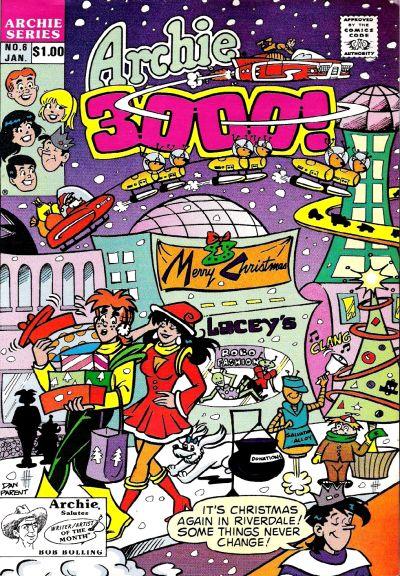 Archie 3000 Vol 1 6