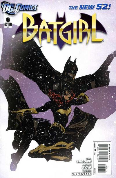 Batgirl Vol 4 6