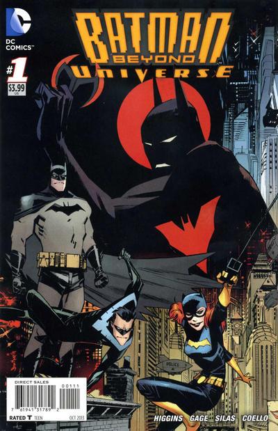 Batman Beyond Universe Vol 1 1