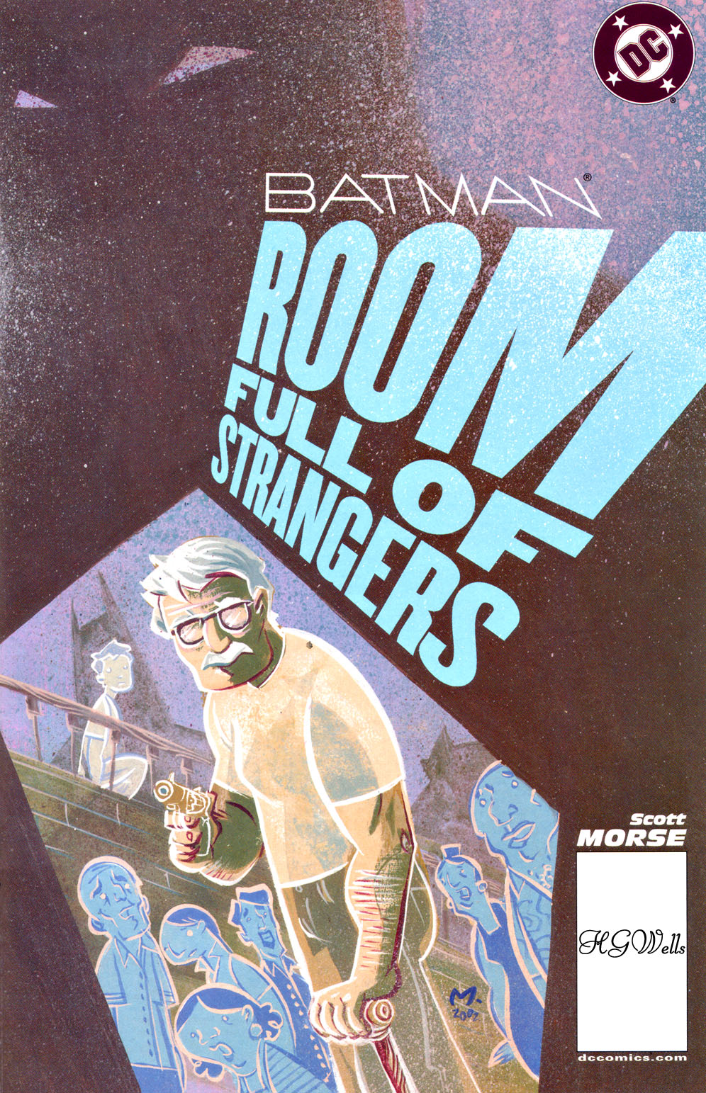 Batman: Room Full of Strangers