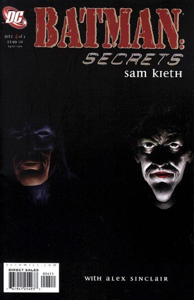 Batman: Secrets Vol 1 4