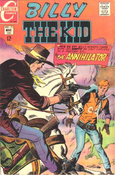 Billy the Kid Vol 1 71