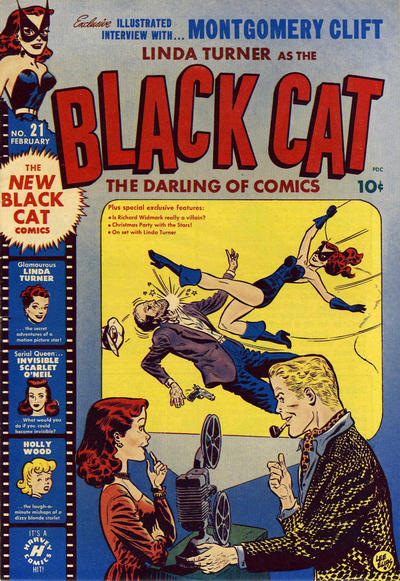 Black Cat Comics Vol 1 21