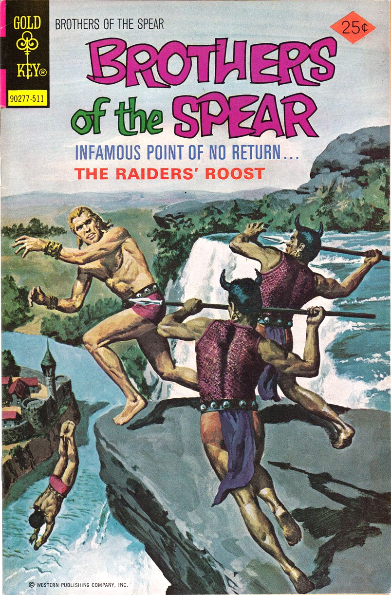 Brothers of the Spear Vol 1 16