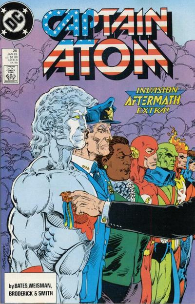 Captain Atom Vol 1 25