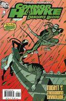 Connor Hawke Dragon's Blood Vol 1 4