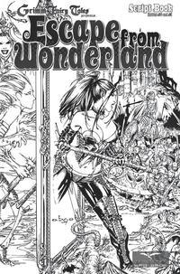 Escape from Wonderland Script Book Vol 1 1
