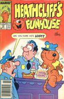 Heathcliff's Funhouse Vol 1 10 Newsstand