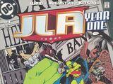 JLA: Year One Vol 1 1