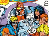 Justice League Europe Vol 1 1