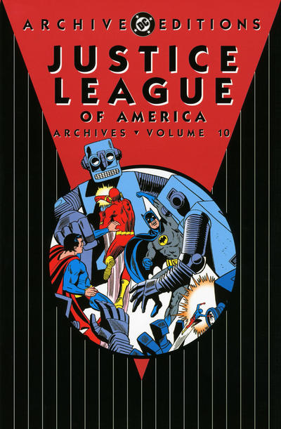 Justice League of America Archives Vol 1 10