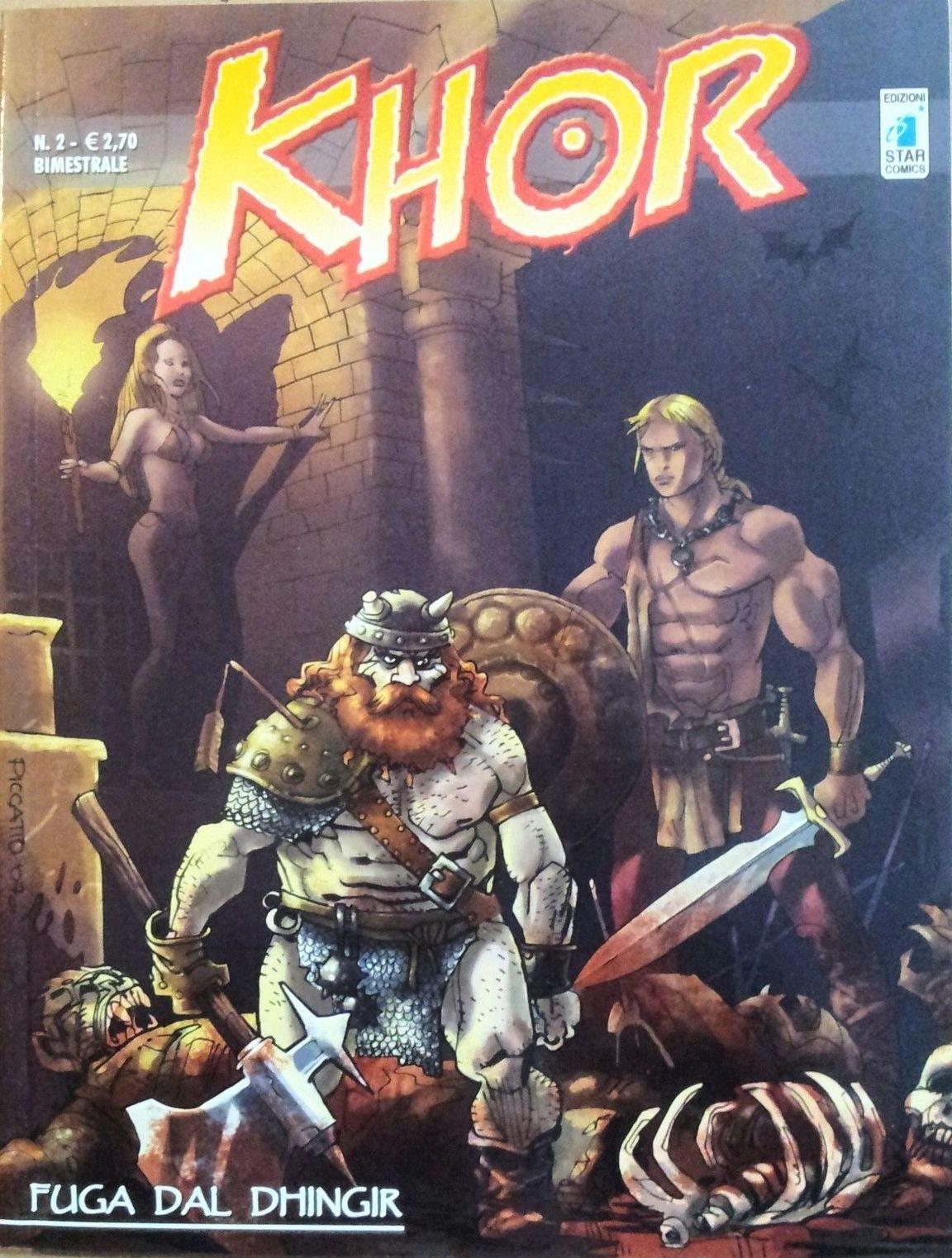 Khor Vol 1 2