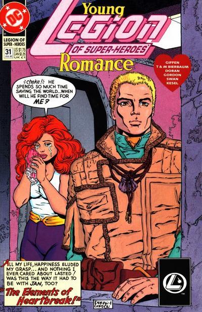 Legion of Super-Heroes Vol 4 31