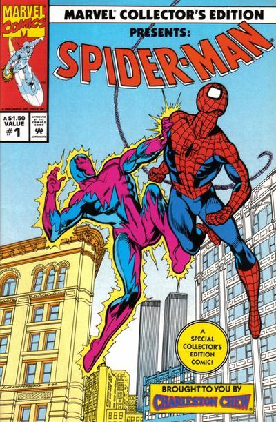 Marvel Collector's Edition Vol 1 1