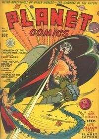 Planet Comics Vol 1 7